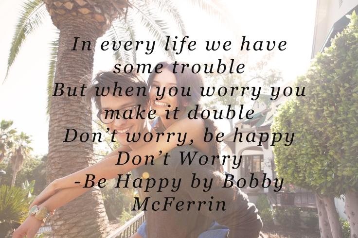 Be Happy - Bobby McFerrin PDF