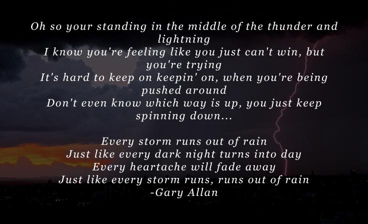 Every Storm - Gary Allan PDF