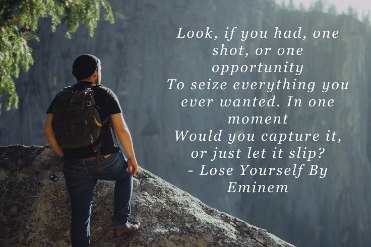 Lose Yourself By Eminem PDF